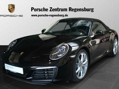 gebraucht Porsche 911 Carrera Cabriolet 991