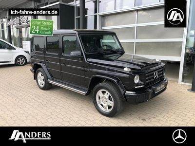 gebraucht Mercedes G350 d AHK+Standheizung+Comand+PDC+SHZ+R-Kamera