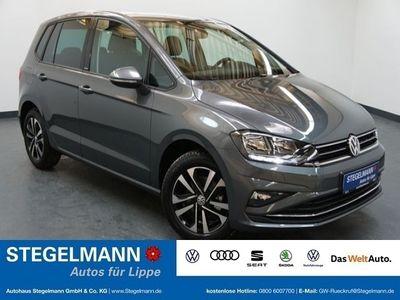 gebraucht VW Golf Sportsvan 1.0 l TSI United ACC DAB+ Ganzjah