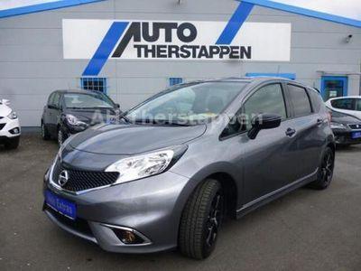gebraucht Nissan Note Black Edition wenig Kilometer!!