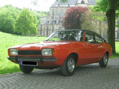gebraucht Ford Capri II 1975 original Kilometerstand 49500 km