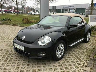gebraucht VW Beetle Cabriolet 1.2 TSI BMT/Start-Stopp Design Euro 6