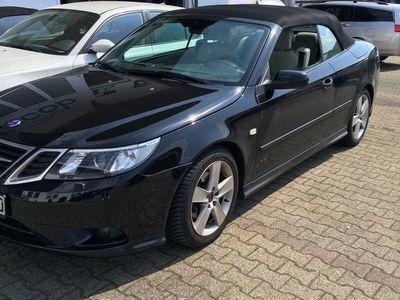 gebraucht Saab 9-3 Cabriolet Vector 2.0t Bio Power in TOP Zustand