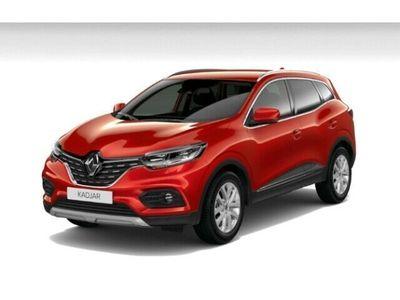 gebraucht Renault Kadjar Limited Deluxe TCe 140 EU6d-T Navi SHZ Ke