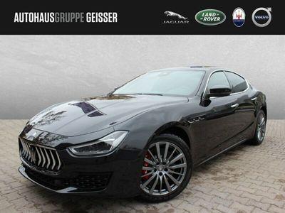 gebraucht Maserati Ghibli Diesel Automatik Sonderedition Ribelle
