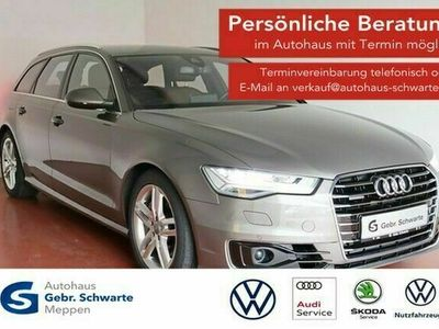 gebraucht Audi A6 Avant 3.0 TDI quattro s-tronic LED+ACC+Bose