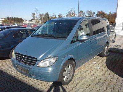 gebraucht Mercedes Viano 2,2 CDI KOMPAKT AUTOMATIK