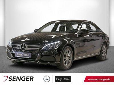 käytetty Mercedes C200 4M Avantgarde Navi LED-ILS Parkassistent