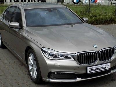 gebraucht BMW 730L d xDrive Navi HUD Laserlicht Night Vision TV
