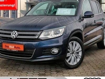 käytetty VW Tiguan CUP 2.0 TDI 0,99% Xenon Panorama Navi Bluet