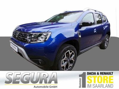 gebraucht Dacia Duster TCe 150 Celebration, Klimaautomatik + GPS