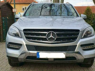 gebraucht Mercedes ML500 Mercedes4matic Airmatic 7G