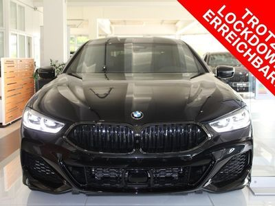 gebraucht BMW M850 xDrive Gran Coupé B&W Surround DAB LED