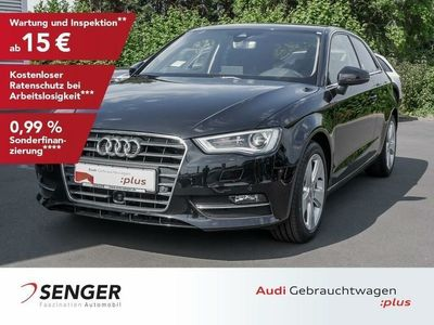 gebraucht Audi A3 Ambition 1.6 TDI clean diesel 81 kW (110 PS) 6-Gang