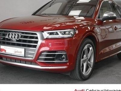 begagnad Audi SQ5 3.0 TFSI quattro Matrix LED B&O AHK