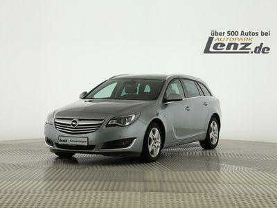gebraucht Opel Insignia ST Edition USB FSE KLIMA PDC STANDHZ