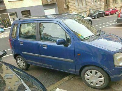 gebraucht Opel Agila 1.2 16 V Elegance