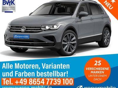 gebraucht VW Tiguan 1.5 TSI OPF 150 Schalt. (D4 Basic)