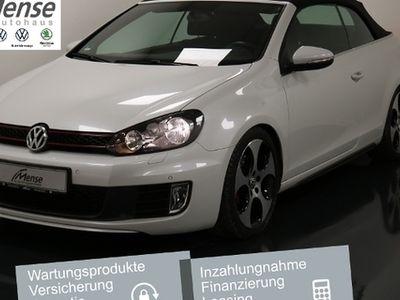 gebraucht VW Golf Cabriolet GTI 2.0 TSI SHZG GRA Park-Pilot Easy-Entry
