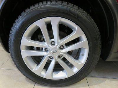 gebraucht Nissan Juke Acenta 1,6 CVT 117 PS 2WD + NAVI