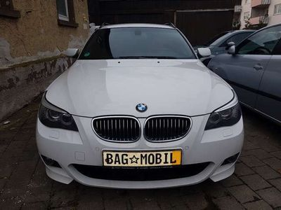 gebraucht BMW 525 d M-Sport Touring (E61), TÜV+AU Neu, Scheckheft