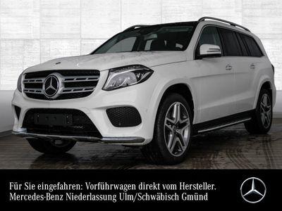 gebraucht Mercedes GLS350 d 4M AMG 360° Stdhzg Harman COMAND AHK
