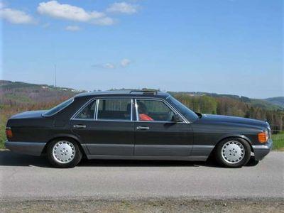 gebraucht Mercedes 500 500SEL W126