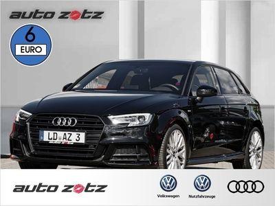 gebraucht Audi A3 sport 1.5 TFSI Navi S line Black Editon