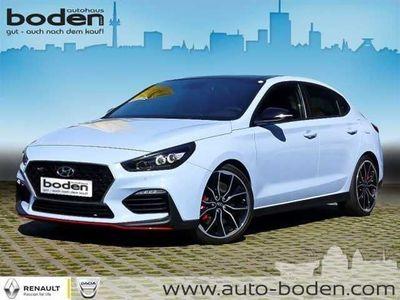gebraucht Hyundai i30 Performance Navi Komfort-P PanoD