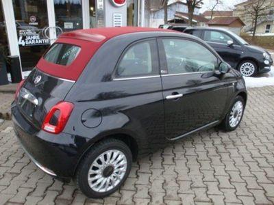 gebraucht Fiat 500 Cabrio Lounge, NAVI, Neues Modell, Facelift