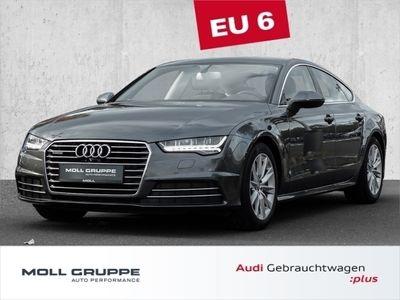 gebraucht Audi A7 Sportback 3.0 TDI quattro clean diesel Navi, LED, Leder Kamera, PDC, SHZ