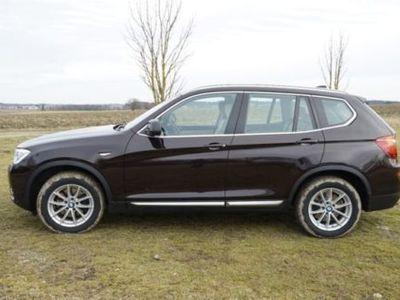 gebraucht BMW X3 xDrive20d Aut. xLine
