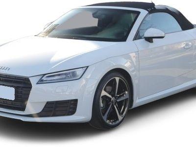 gebraucht Audi TT Roadster TT 1.8 TFSI S tronic S line Xenon+ Kessy Navi