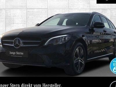 gebraucht Mercedes C220 d T 4M Avantgarde Multibeam Distr. COMAND 9G