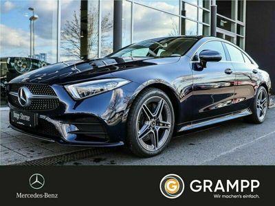 gebraucht Mercedes CLS300 d AMG Business/Multibeam/Totwinkel