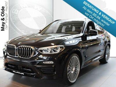 gebraucht Alpina XD3 BMW Leder LED StandHZG AD Kurvenlicht