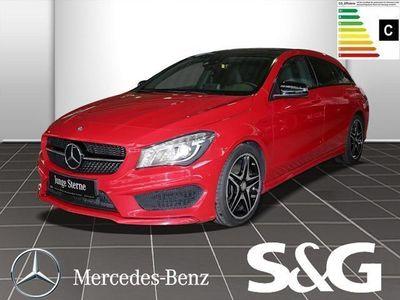 gebraucht Mercedes CLA250 Shooting Brake AMG Line PanoramaDach/18Z