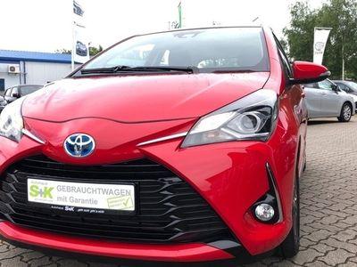 gebraucht Toyota Yaris Hybrid Comfort Design Paket*Kamera*Klima*