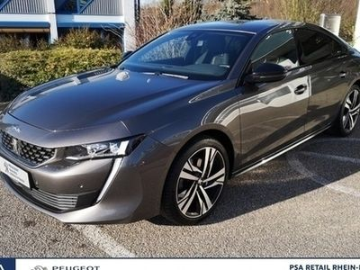 gebraucht Peugeot 508 PureTech 225 EAT8 GT*AHK*SD*AGR-MassageSitze*19Zoll*