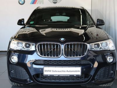gebraucht BMW X4 xDrive20d M Sportpaket Head-Up Xenon RFK