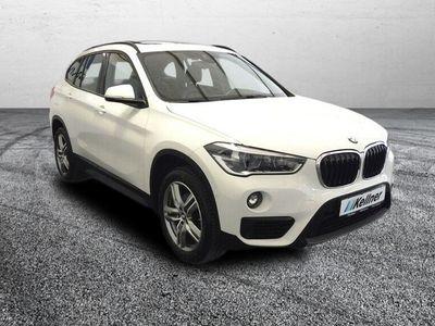 gebraucht BMW X1 xDrive18d Aut. Navi,Leder,PANO,LED-SW