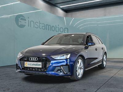 gebraucht Audi A4 A4Avant 45 TDI quattro S-line Euro 6 Sportpaket