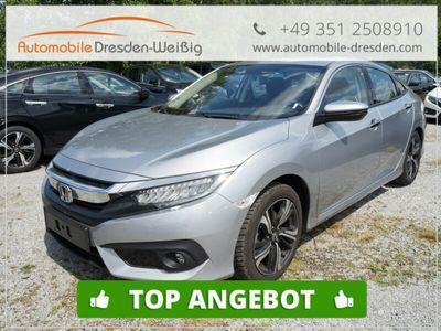gebraucht Honda Civic 1.5 VTEC ExecutiveLED*Navi*Leder