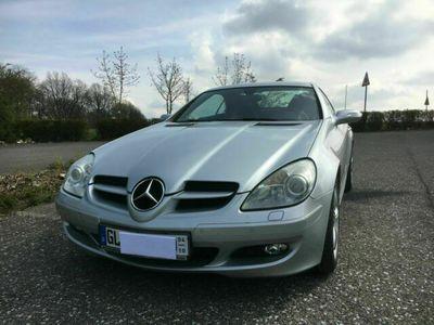 gebraucht Mercedes SLK350 7G-TRONIC - TÜV, Service, Reifen NEU