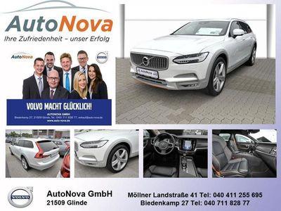 gebraucht Volvo V90 CC D4 AWD Ocean Race LED Navi Leder