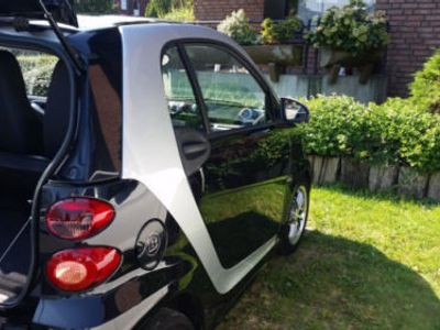 """gebraucht Smart ForTwo Coupé softouch passion micro hy.""""Brabus"""""""