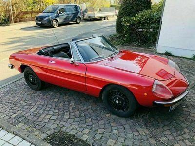 gebraucht Alfa Romeo Spider Verkaufe TauscheVeloce ...