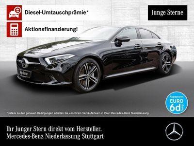 gebraucht Mercedes CLS450 Cp. 4M Fahrass 360° Multibeam Burmester