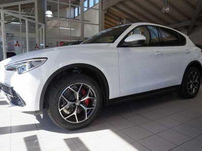 gebraucht Alfa Romeo Stelvio 2.0 Turbo Business+ 4WD Autom. LEDER/XENON