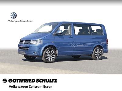 gebraucht VW Multivan T52.0 TDI DSG 4Motion Comfortline